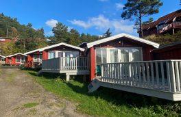 Koselige hytter for 4 personer