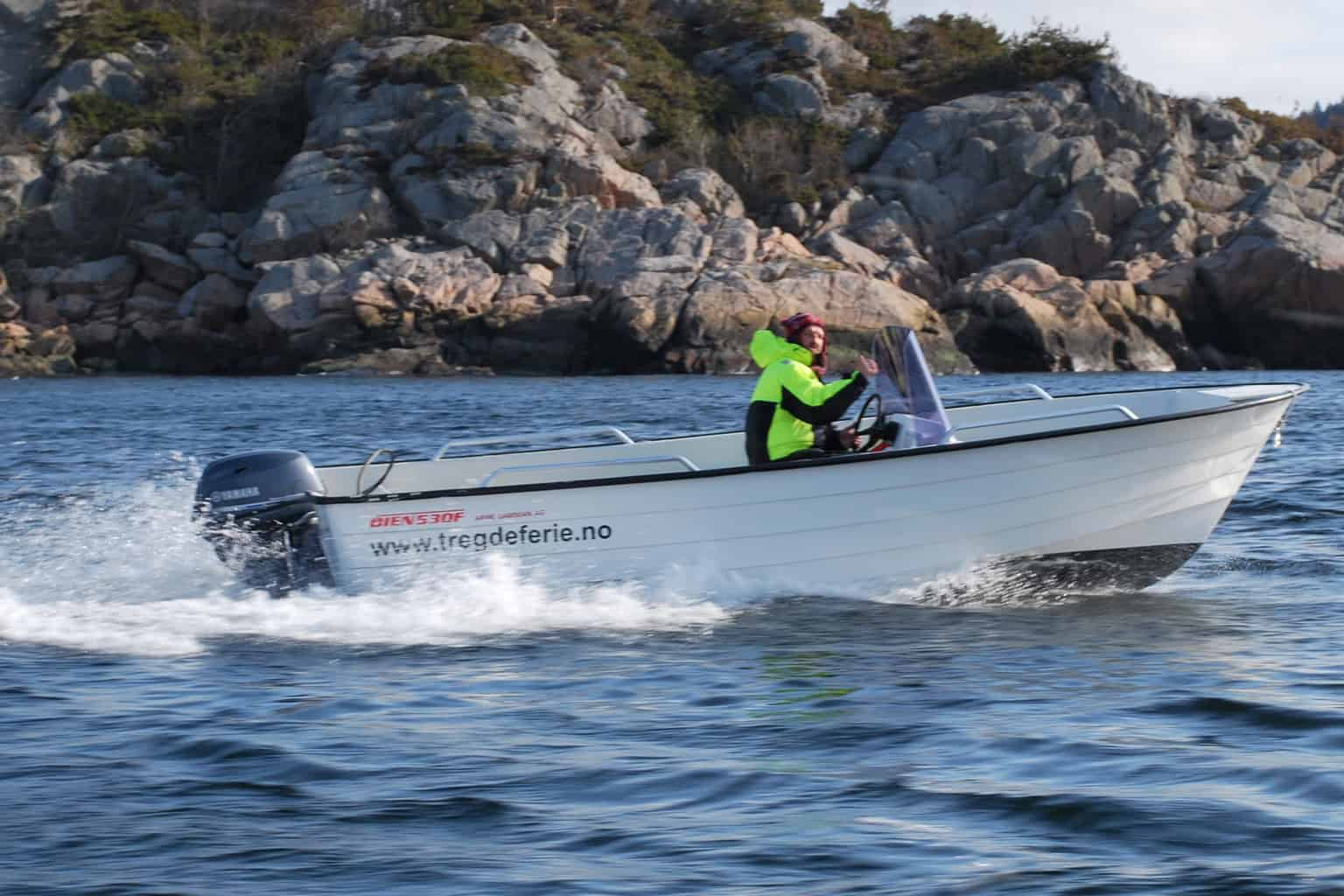 Fisking på Sørlandet