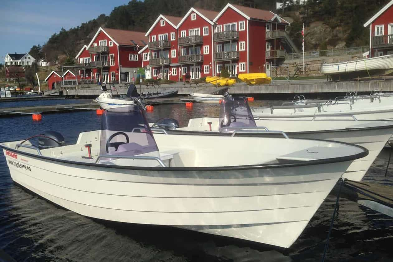 Båtutleie Lindesnes