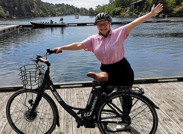 El-sykkel Utleie