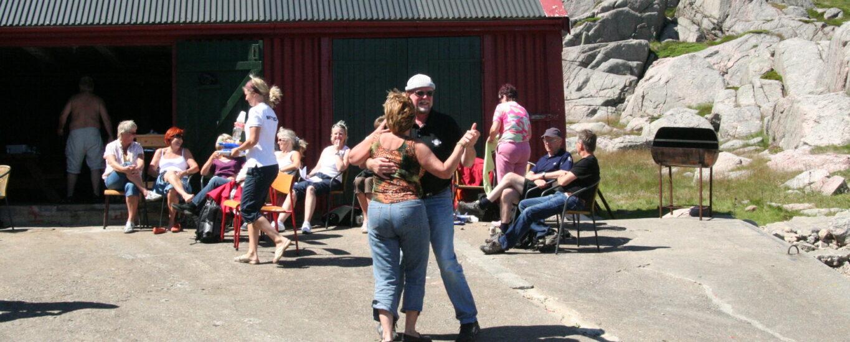 Dansing på Pysen